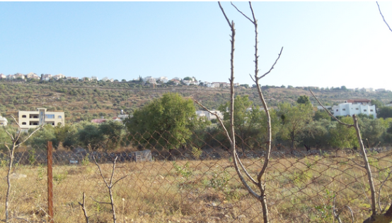 View of Ariel Settlement